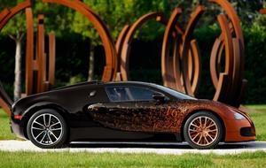 Bugatti выпустила «математический» Veyron