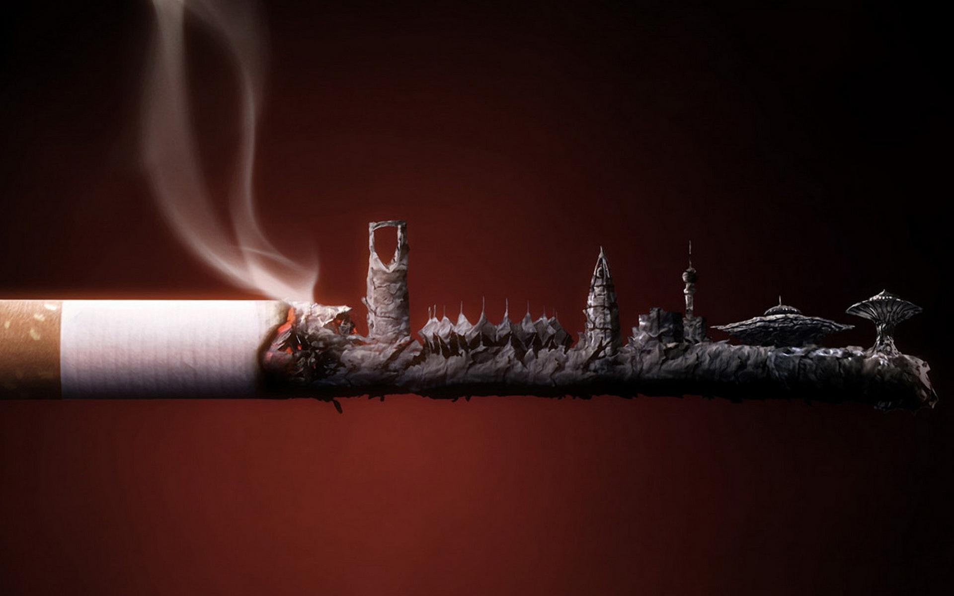 Отец современной сигареты