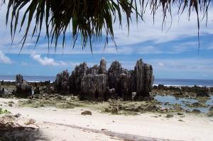 Острова Науру - горсть земли, окруженная водой