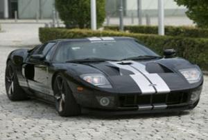 Доработанный Ford GT вошел в Книгу рекордов Гиннеса