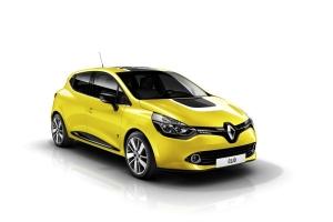Четвертый Clio от Renault