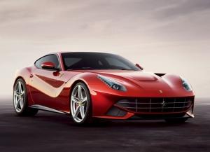 Первый Ferrari F12 Berlinetta был продан за 1 миллион 125 тысяч долларов