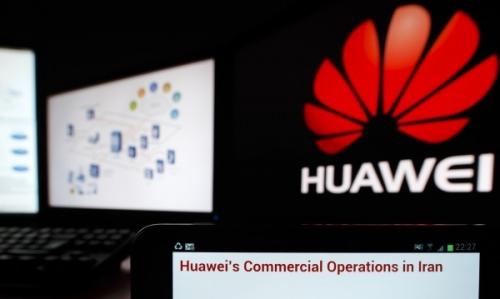 Huawei попытались обойти американское эмбарго против Ирана