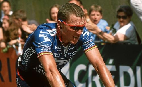 Лэнс Армстронг признался: Да, я принял допинг!
