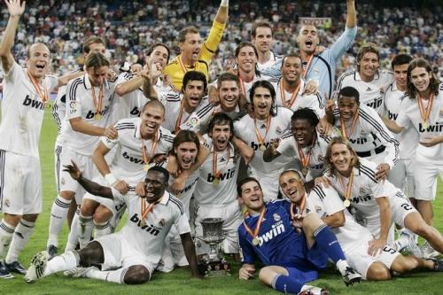 Реал Мадрид снова самый богатый футбольный клуб