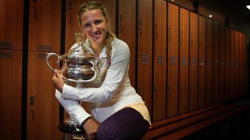 Виктория Азаренко защитила свой титул в Австралии