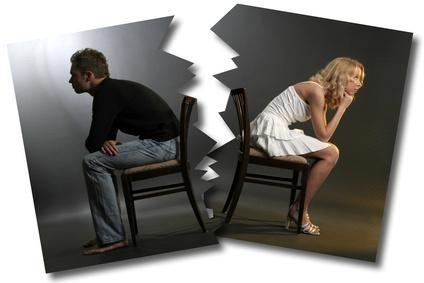 Споры на бытовой почве приводят к разводам