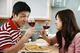 Совместное распитие спиртных напитков укрепляет брак?