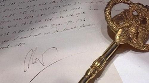 200-летнее письмо Наполеона продано за 187 тысяч евро