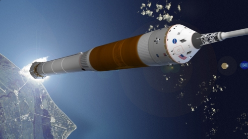 NASA уничтожил два зонда, которые изучали Луну