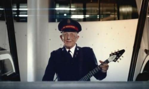 94-летний музыкант будет представлять Швейцарию на Евровидении