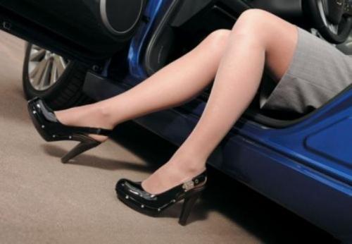 Во время нахождения за рулем вы полнеете